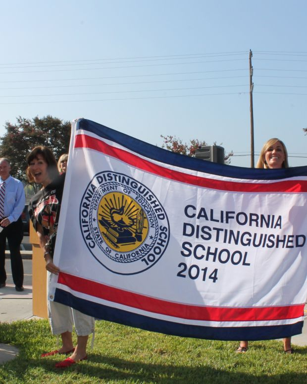 Chino Valley Unified School District banner
