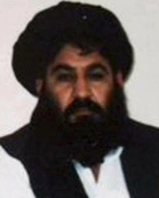 U.S. Airstrike Kills Head Of The Taliban In Afghanistan Promo Image