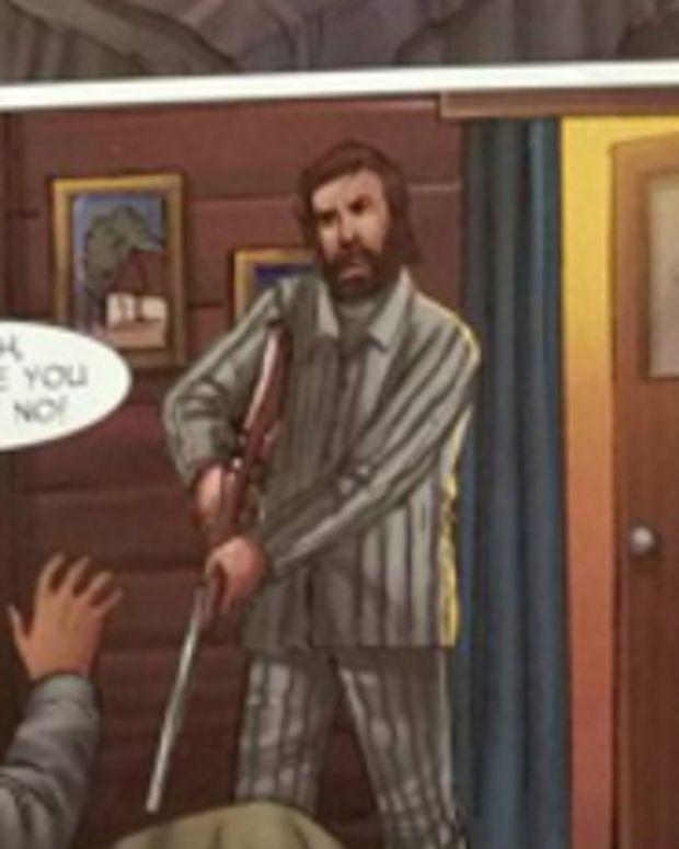 Amityville graphic novel