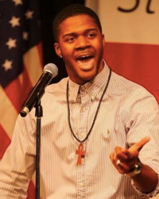 Harvard Grad Delivers Powerful Speech (Video) Promo Image
