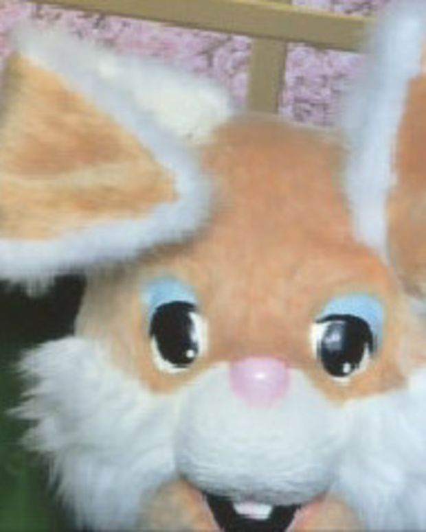 Police Arrest Mall Easter Bunny For Disturbing Reason Promo Image