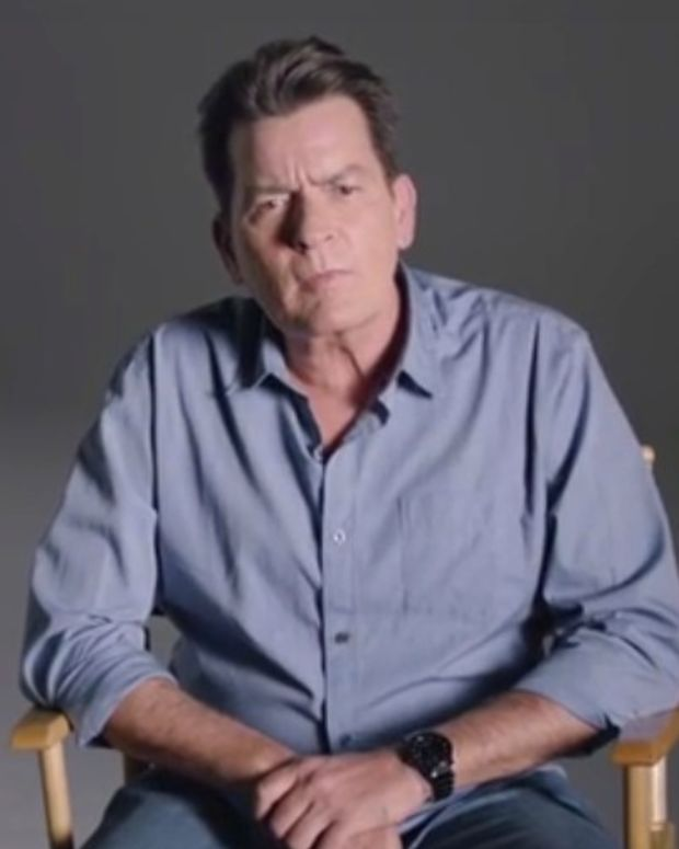 Charlie Sheen Is Condom Spokesman, Sparks Anger (Video) Promo Image