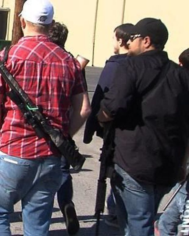 Republican National Committee Shouldn't Allow Open Carry Promo Image