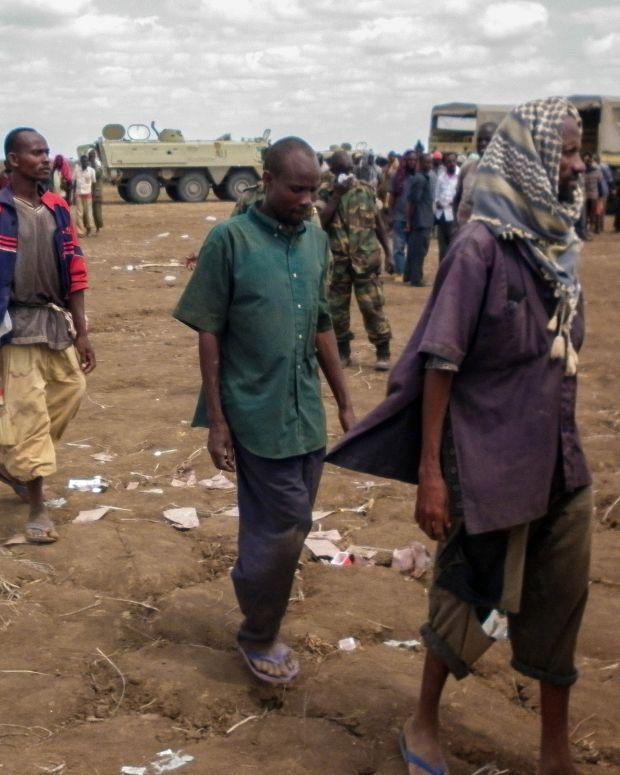 Somali Journalist Executed For Al Shabaab Ties Promo Image