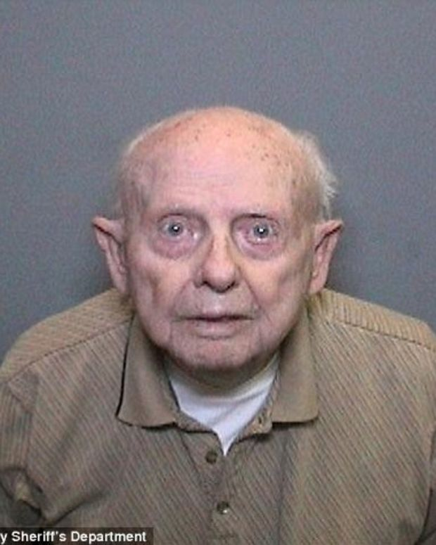 96-Year-Old Man Arrested For Sexually Abusing Girls Promo Image