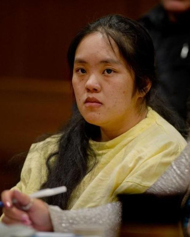 Ka Yang with her attorney
