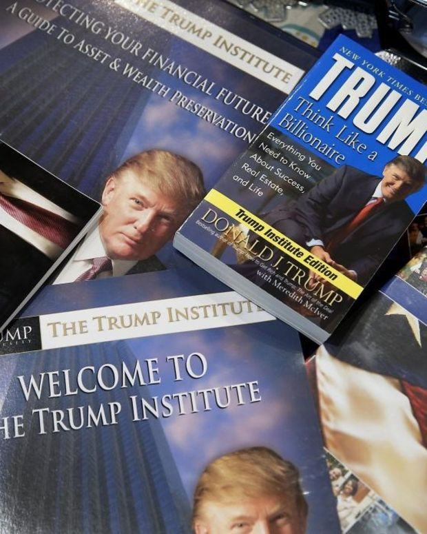 Trump University Won't Lead To Donald Trump's Downfall Promo Image