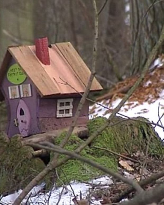 Gnomes Evicted From Pennsylvania State Park (Photos) Promo Image