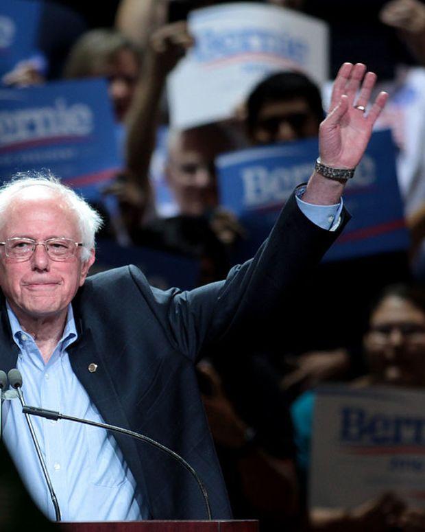 Bernie Sanders in 2015