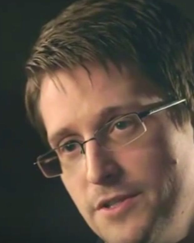 Ed Snowden Interview