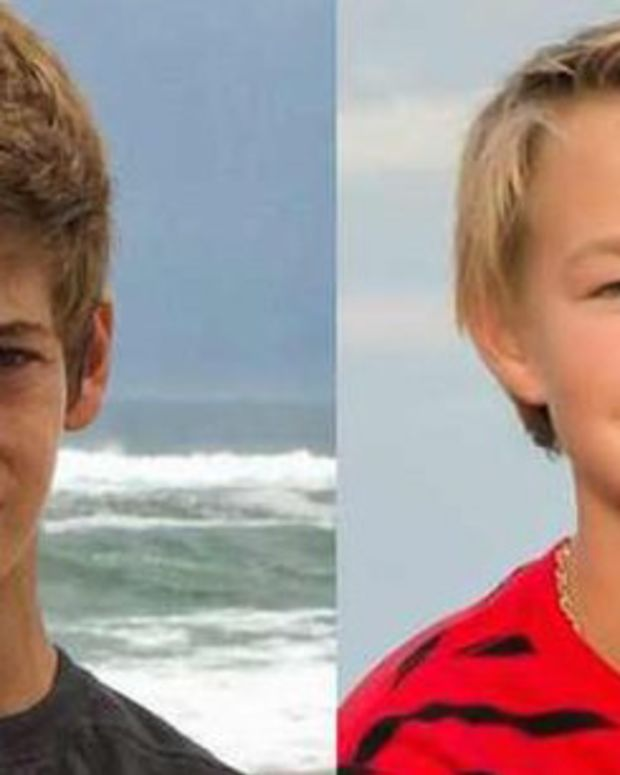Photos Of Missing Teens' Boat Hints At 'Foul Play' Promo Image