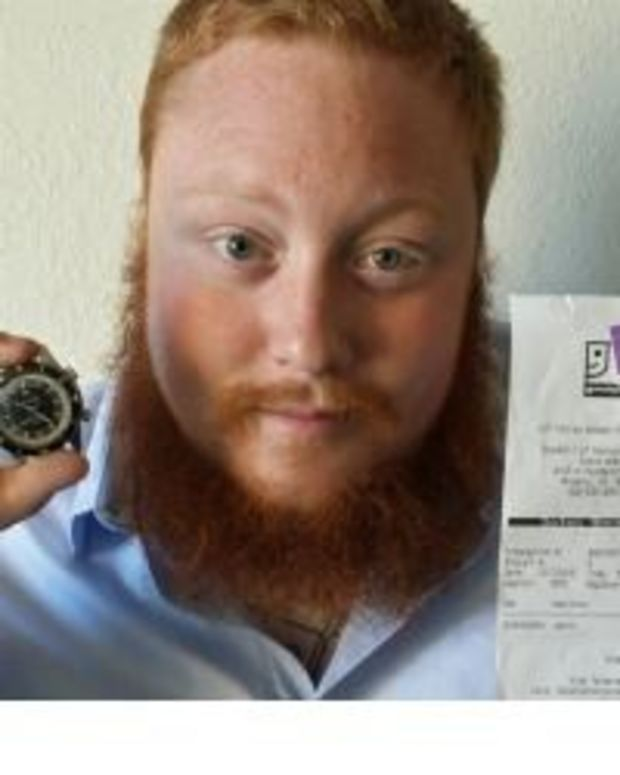 Man Buys Vintage Watch For $5.99, Discovers It's Worth So Much More Promo Image