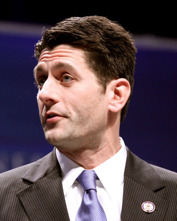 Paul Ryan Should Run For President Promo Image