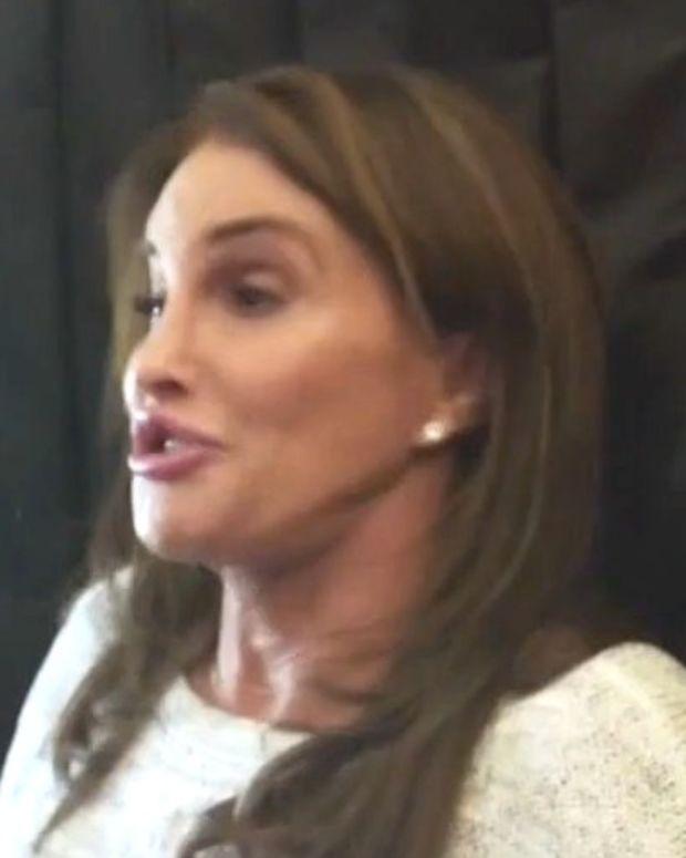 Caitlyn Jenner Slams Hillary Clinton (Video) Promo Image