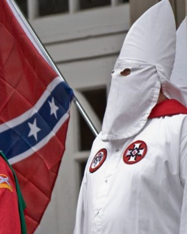 KKK Leader: 'It's Time For Us To Get Active' Promo Image