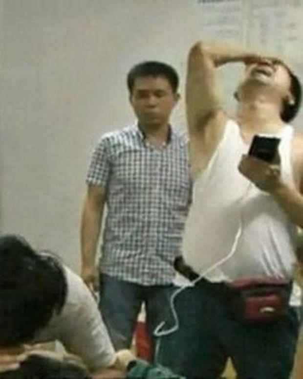Man Goes To Check On Wife, Stumbles Upon Disturbing Scene  Promo Image