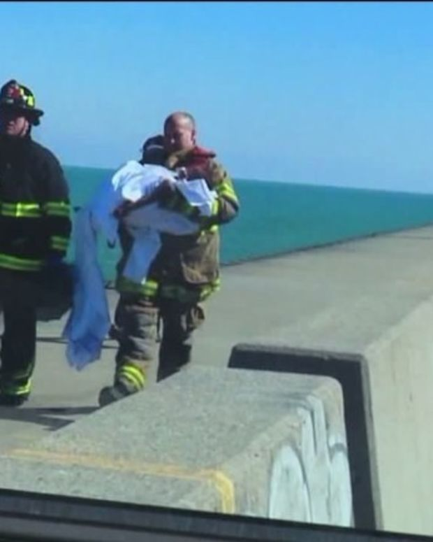Police: Woman Tried To Drown Herself And 2-Year-Old Promo Image