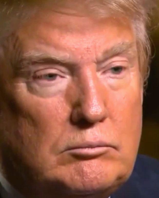Donald Trump Anti-Muslim Supporter