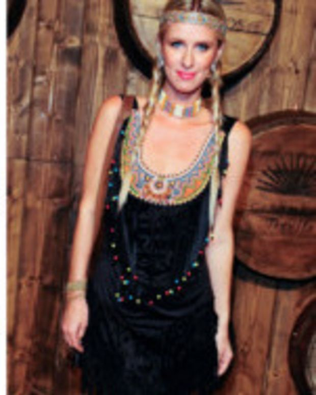 Kylie Jenner, Nicky Hilton in controversial Halloween costumes