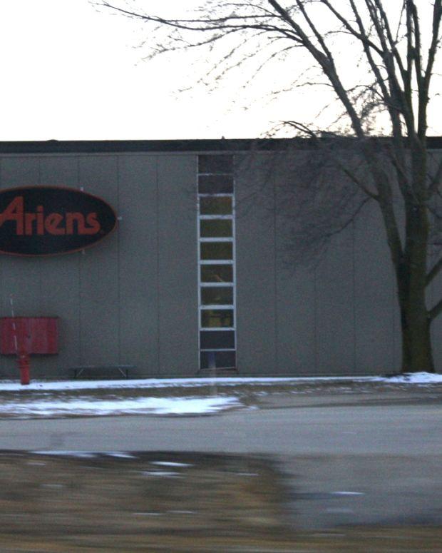 Ariens Manufacturing Plant in Brillion, Wisconsin