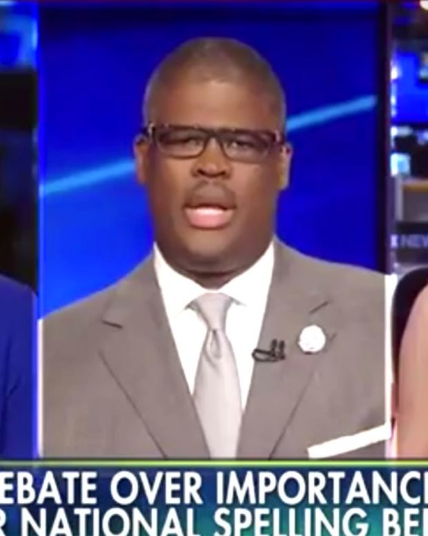 Fox News Panel Upset About Tied Spelling Bee (Video) Promo Image