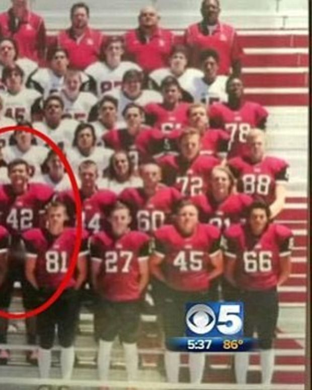 High Schooler Arrested For Exposing Himself In Photo Promo Image