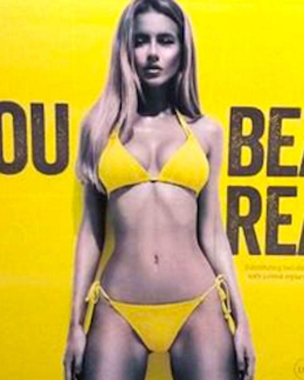 Beach Body Ready Ad.