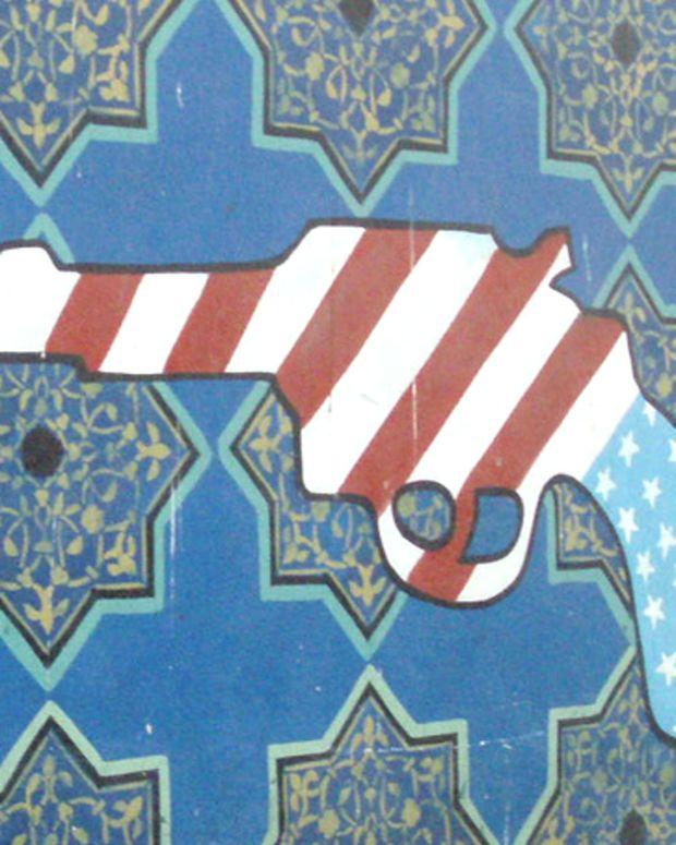 Americans Guns