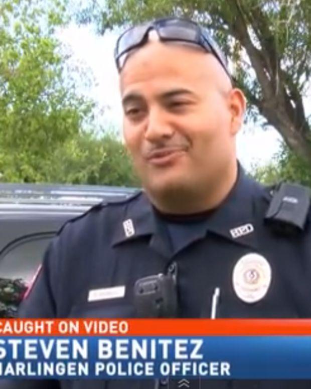 Officer Steven Benitez