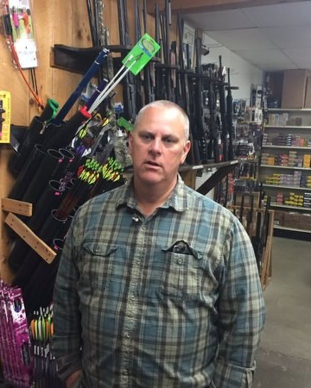 Gun Store Owner's 'Gut Feeling' About Man Proven Right Promo Image
