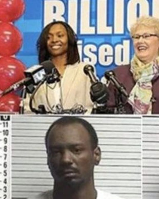 $188M Powerball Winner's Expenses Come To Light Promo Image