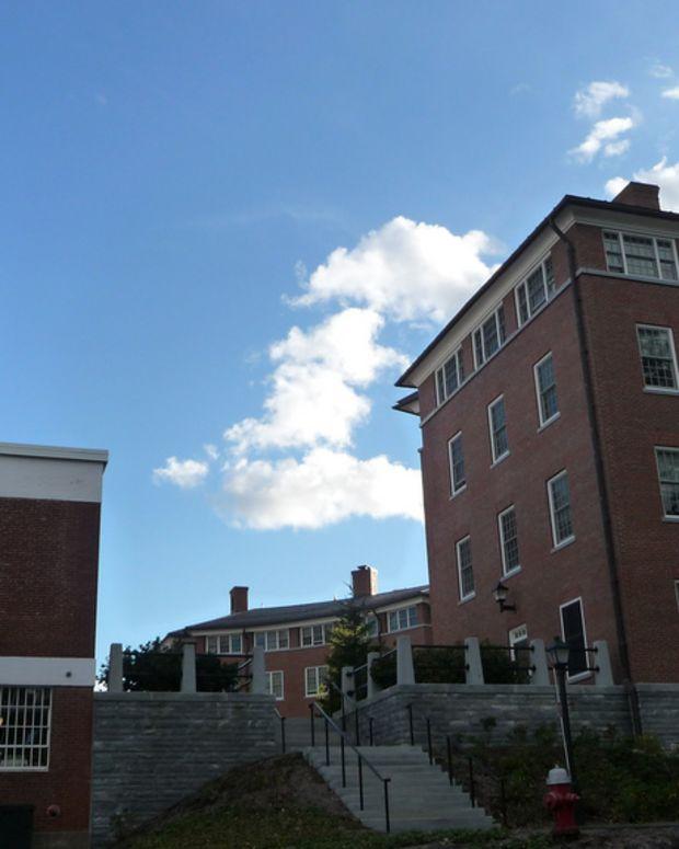 Amherst College.