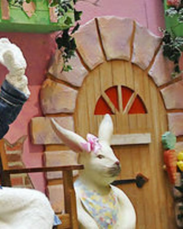 Easter Bunny Gets In Fight At New Jersey Mall (Video) Promo Image