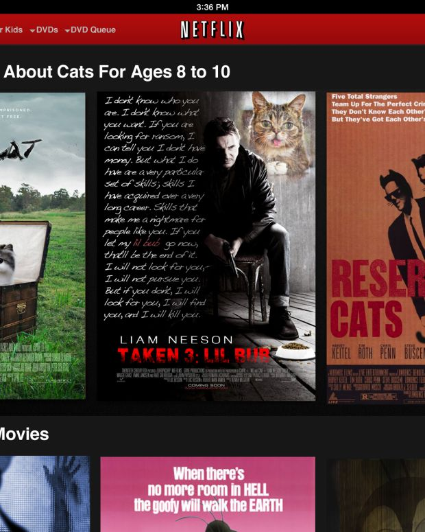 An Amusing Shot Of An Imaginary Genre To Highlight The Many Obscure Categories On Netflix