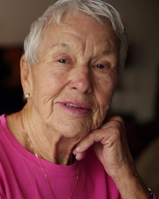 99-Year-Old Mother Reunites With Daughter She Gave Up Promo Image