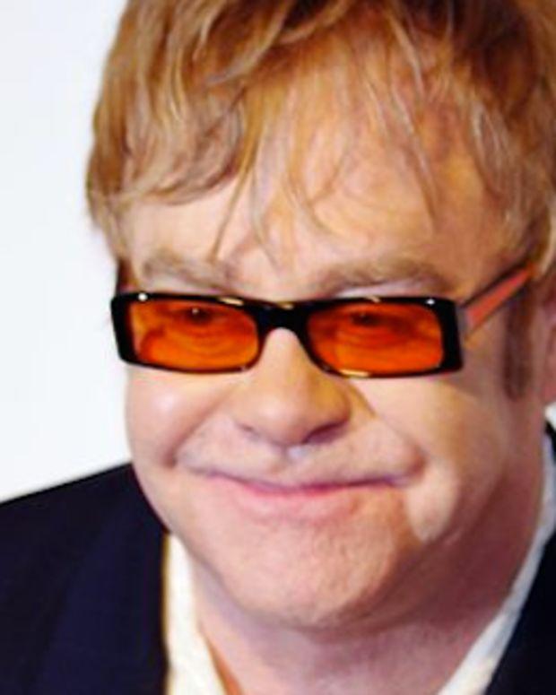 Elton John Prank Call