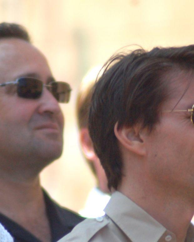 Report: Tom Cruise Thinks Daughter Suri Is 'Possessed' Promo Image