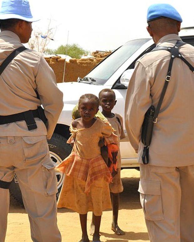 69 U.N. Peacekeepers Accused Of Sexual Abuse Promo Image