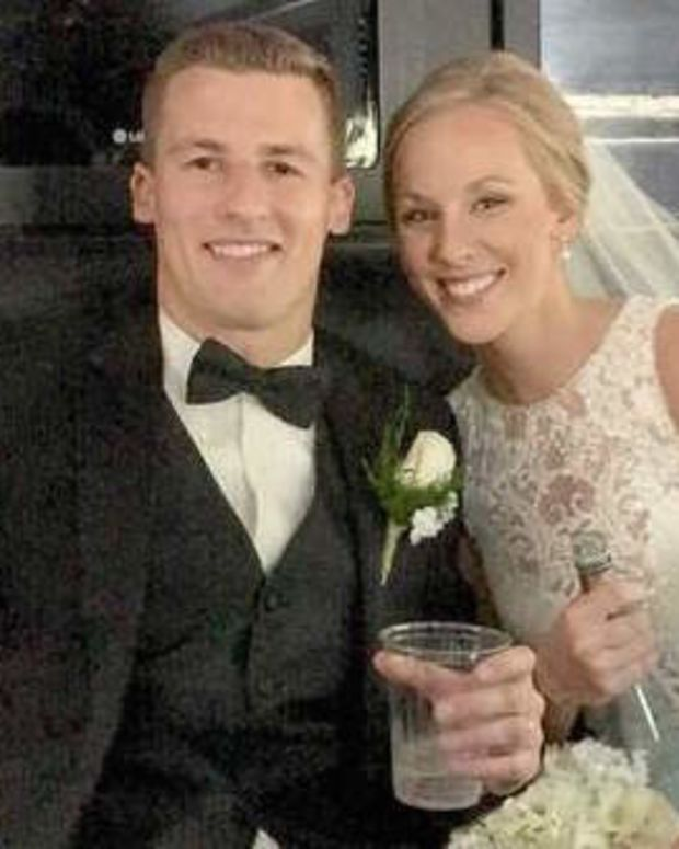 Newlywed Nurse Saves A Life On Her Special Day Promo Image