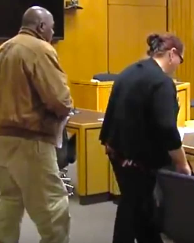Couple Faces Jail Time Over Library Books (Video) Promo Image