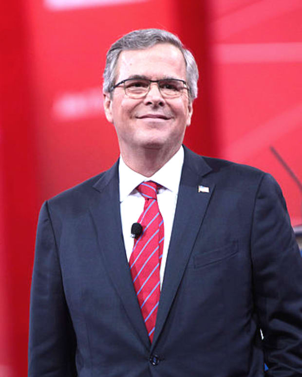 Jeb Bush Washington Redskins Name