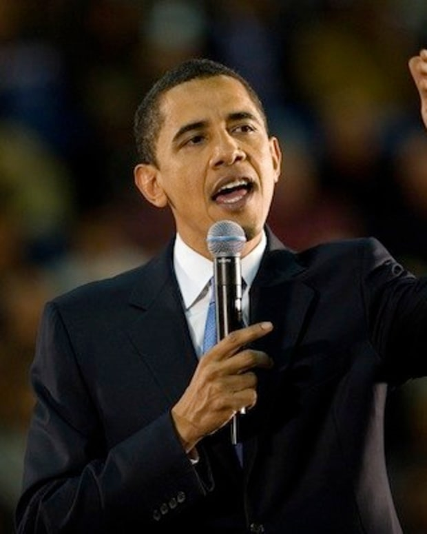 Obama: U.S. Is Better Off Now Than Seven Years Ago Promo Image