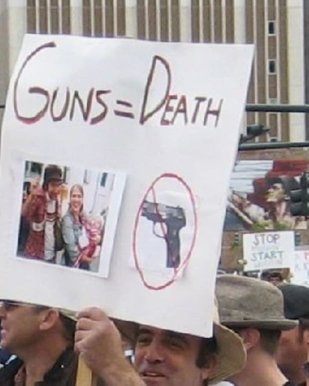 Study: States That Have High Accidental Gun Deaths Promo Image