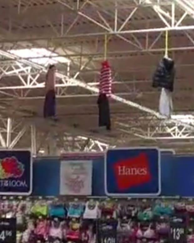 Walmart Customers Upset Over 'Racist' Clothing Display (Photo) Promo Image
