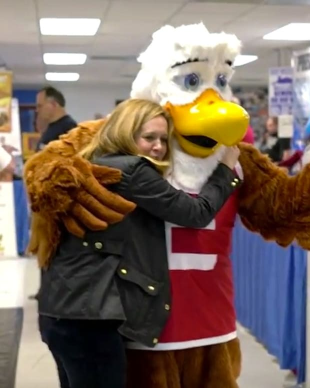 Easier To Buy Guns Than NRA's Mascot Costume (Video) Promo Image