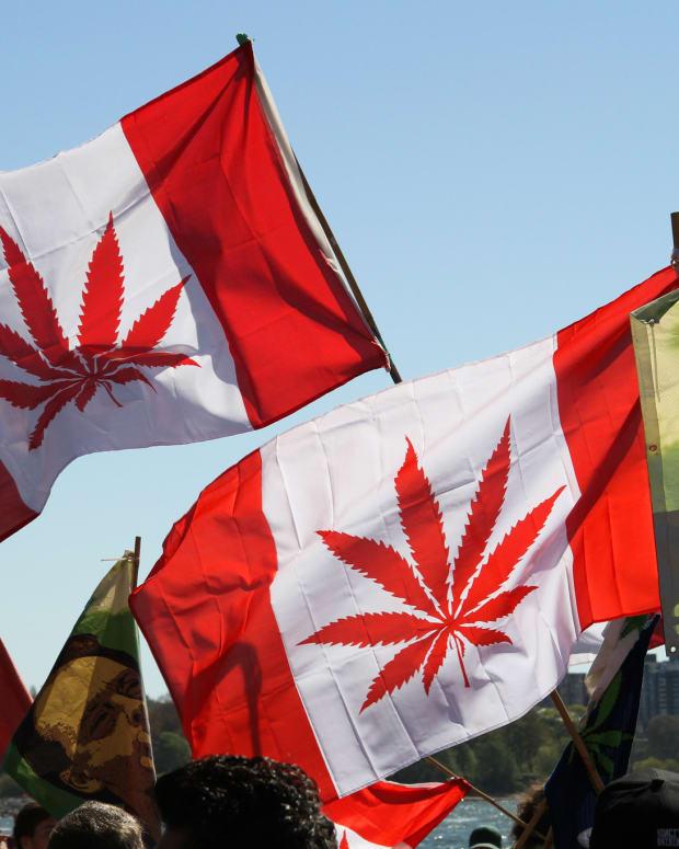 Canada To Consider Legalizing Marijuana In 2017 Promo Image