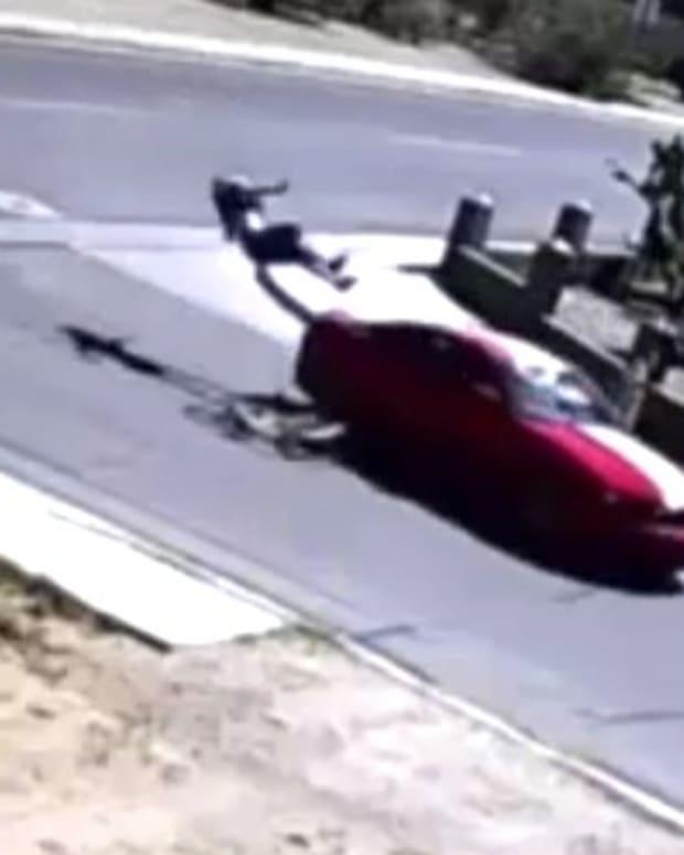Cops: Woman Ran Over Boyfriend For Having HIV (Video) Promo Image