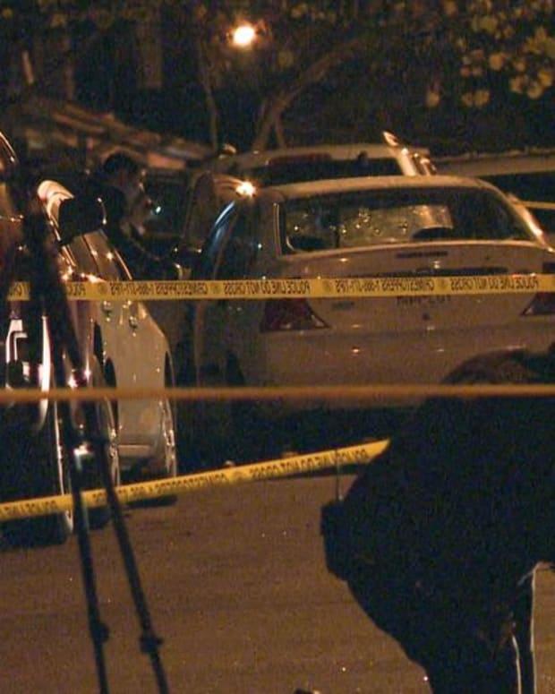 St. Louis Shooting crime scene