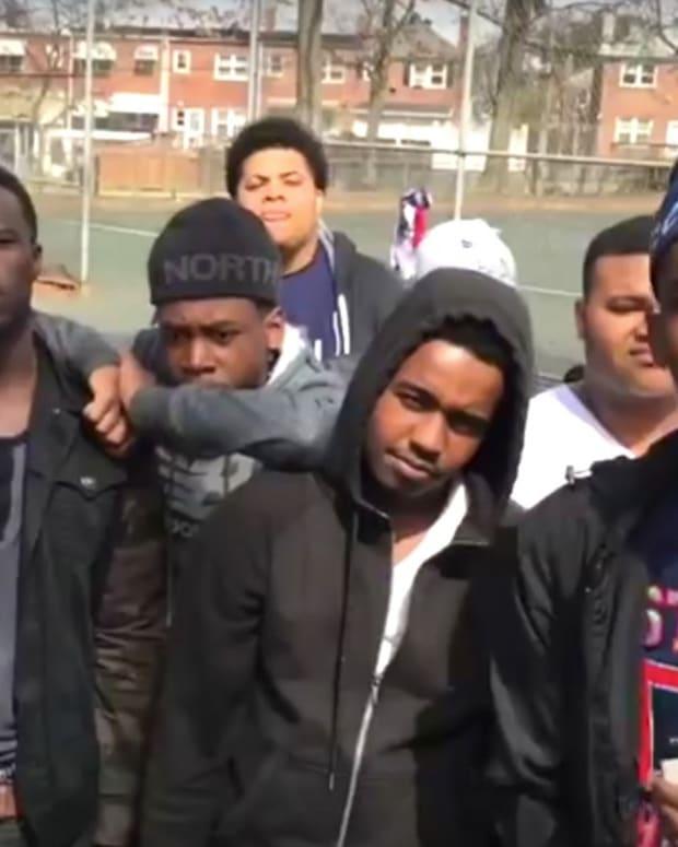 Is Anti-Trump Rap Song Too Threatening? (Video) Promo Image