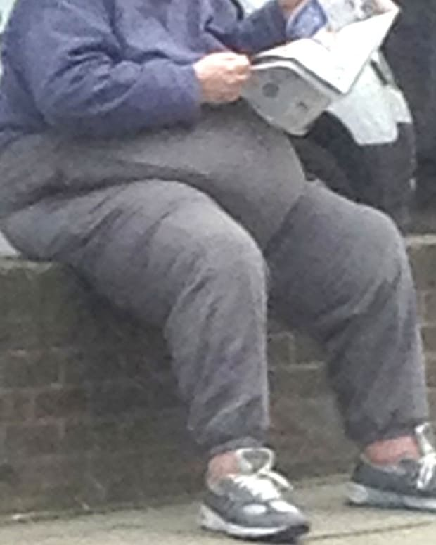 World Study: Obese People Outnumber Underweight People Promo Image